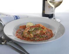 Recette - « Estofado » de fruits mer epicé  - cordon bleu