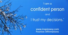 Believing in yourself, that you can do it is the first step to achieving your goals. Majority of people lack self-confidence and question their decisions because of fears, perfectionism and limiting beliefs. Start to teach your mind that you trust and believe in yourself! Make a list of 20 things that you've accomplished in your life already to boost your