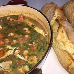Russell's Fish Stew Allrecipes.com