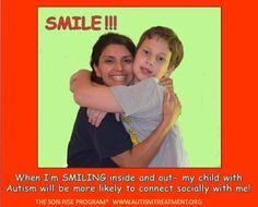 Vencer Autismo: SORRIA!