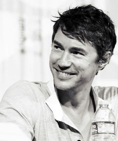 Tom Wisdom at SDCC'14