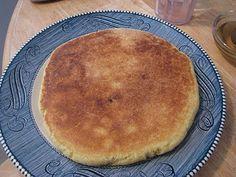 Moroccan Harsha - Semolina Breakfast Bread