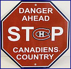 montreal canadiens sign