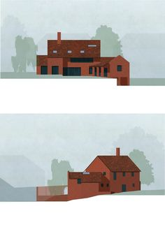 Bruno Silvetre Architecture - Two houses in Kent