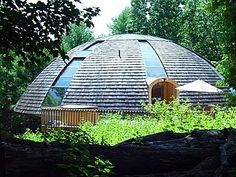 House of the Week: A Dome Home that will turn heads — and itself! Via @Zillow