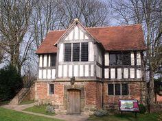 The Old Grammar School - Kings Norton, Birmingham, UK #england #birmingham