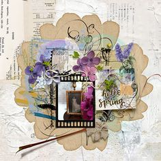 #nbk_design #the_lilypad #digiscrap #bloom #vintage #vintagestyle #flowers #digitalscrapbooking #scrapbook #scrapbooking #layout #memorykeeping #modernmemorykeeping #scrapbookingideas #artjournaling #digitalartsylayout #artsy #artsylayout #arttherapy #SOSN #mixedmediascrapbooking Mixed Media Scrapbooking, Digital Scrapbooking, Hello Spring, Vintage World Maps, Vintage Fashion, Artsy, Bloom, Lily, Gallery