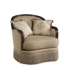 5095035327AB in by A.R.T. Furniture in Durham, NC - Giovanna Golden Golden Quartz Matching Chair