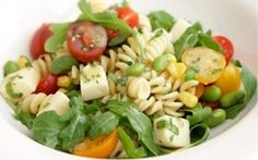 Salads - Arla Foods dairy product provides you with natural goodness all day every day