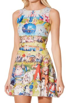 Earthly Delights Play Dress
