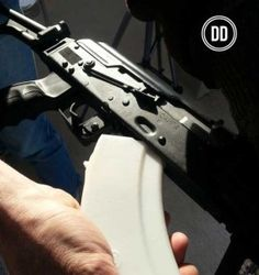 WikiGun – 3D Printers Bring the Age of DIY Weapons Posted by Tamir Eshel