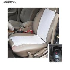 Universal Cotton Fiber Winter Heated Seat Heater Heating Cover Pad Mat Warmer Kit With Car Cigarette Switch For Volkswagen Ford Chevrolet Buick Fiat Sedan Coupe Vehicle Ford Chevrolet, Travel With Kids, Buick, Fiat, Travel Accessories, Mazda, Carbon Fiber, Dream Cars, Volkswagen