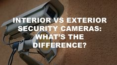 Contact one of our security technicians today at (780) 451-8067.  We'll walk you through the best camera options for your business.