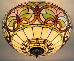 Baroque Tiffany Lamp	20S6-3P16