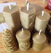 Rolled Beeswax Candle - Google 搜尋