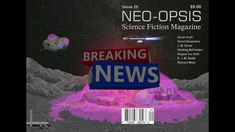 Neo opsis 29 Science Fiction Magazines, Magazine Covers, Videos