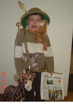 Zoo keeper fancy dress costume mia pinterest zoo keeper fancy costume zookeeper solutioingenieria Images