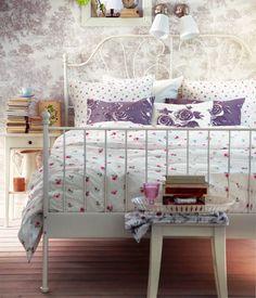 Schlafzimmer romantisch ikea  IKEA Österreich, Inspiration, Schlafzimmer, Himmelbett ...