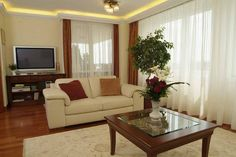 Eleganta este cel mai bine accentuata de cornisele potrivite, iluminate discret! Couch, Furniture, Profile, Home Decor, Product Design, House, User Profile, Settee, Decoration Home