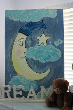 Perfect nursery art.....