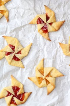 These Polish Kolaczki are such a fun and simple treat to make. They're jam tarts, but with a little something extra.