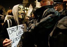 Million Mask March 2014 song - November 5