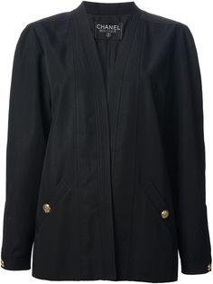 Chanel Vintage Kimono-style Jacket