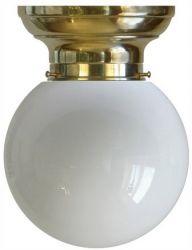 Dörrtrycke - Trippel pärlrand (M) - Gammaldags dörrhandtag - Sekelskifte