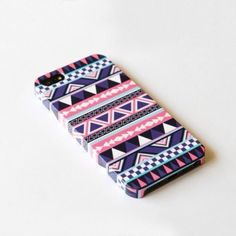 Jewels: purple, pink, white, iphone, iphone case, iphone 5 case ...