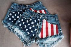 Need to figure out how to make these before the forth of July! So cute!