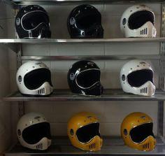 Brand-New-Elders-Helmet-Black-chrome-Moto-X-Not-Biltwell-or-Bell-Moto-3-moto3-M