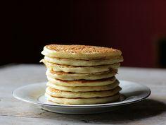 Quinoa Pancakes - similar to the ones found at Machu Picchu Pueblo Hotel