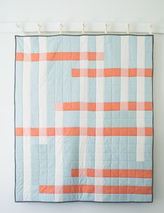 Crossroads Quilt | The Purl Bee
