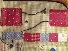 En mi página blog personal encontrarás patchwork, detalles con encanto, bordado, tutoriales, viajes, y muchas cosas más...