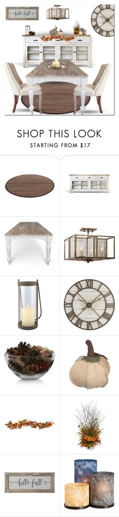 """Untitled #1214"" by rachelbarkho ❤ liked on Polyvore featuring interior, interiors, interior design, home, home decor, interior decorating, Kalco, Stonebriar Collection, Pier 1 Imports and Crate and Barrel"