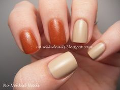 No Nekkid Nails: OPI Don't Pretzel My Buttons and Essence Gorgeous Bling Bling