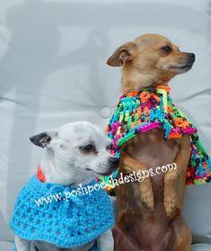 Dog Poncho - Summert