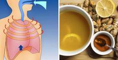 Tosse e infiammazione ai polmoni: questo semplice rimedio è più potente e rapido dello sciroppo