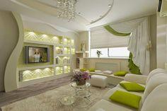 Modern POP false ceiling designs with lights: 22 stunning ideas! 2015
