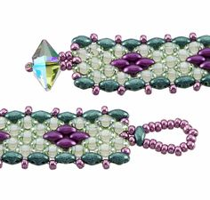 Serpent Song free instructions ~ Seed Bead Tutorials
