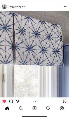 Valances, Valance Curtains, Drapery, Custom Fabric, Window Treatments, Windows, Decorating, Room, Home Decor