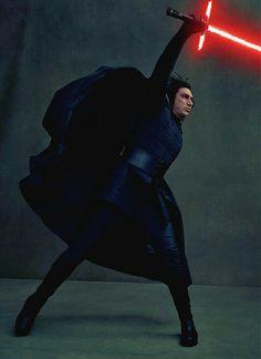 Kylo Ren- Star Wars the Last Jedi