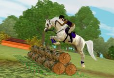 thesims3 pretty horses | Image
