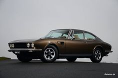 1971 Fiat Dino 2400 Coupe