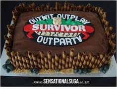 Image result for survivor cake