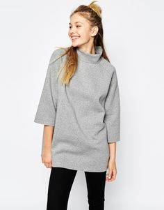Monki Short Sleeve Sweat Top  i'm in love with it*~*