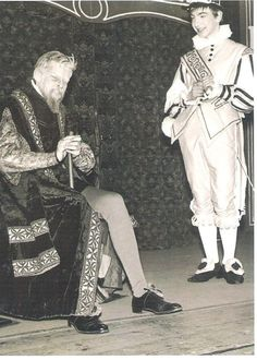 1964 - Latymer Upper School as Prince Charming
