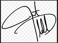 Handtekening jt