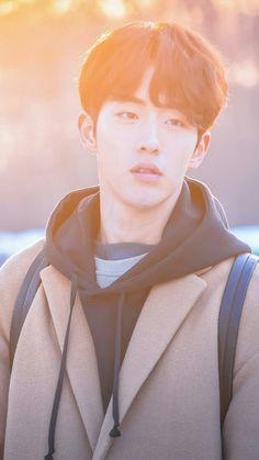 Hello my sunshine. Kim Joo Hyuk, Nam Joo Hyuk Lee Sung Kyung, Jong Hyuk, Nam Joo Hyuk Selca, Nam Joo Hyuk Wallpaper, Nam Joo Hyuk Lockscreen, Weightlifting Kim Bok Joo, K Pop, Joon Hyung