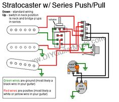 standard Stratocaster wiring diagram | Electronics | Pinterest ... on strat parts, strat switch, strat colors, gas pump diagram, fender diagram, strat guitar, electric starter diagram, brian diagram, strat gold pickguard, strat harness diagram, strat bridge tone mod, strat tone controls, guitar diagram, strat body, strat trem block, strat dimensions, stratocaster diagram, strat schematic, alpine wire harness diagram, strat headstock,